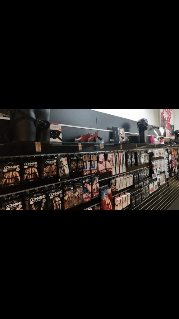 adelaide adult shop. sex store lala land