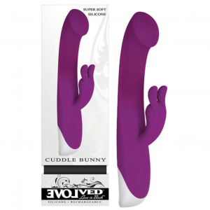 Evolved, Cuddle Bunny, vibrating rabbit vibrator