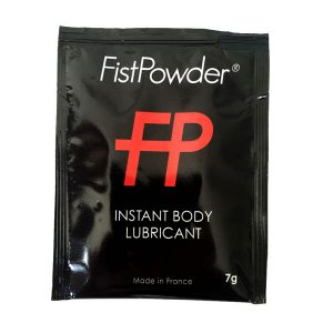Intimate Body Lubricant Powder - Single Use Sachet