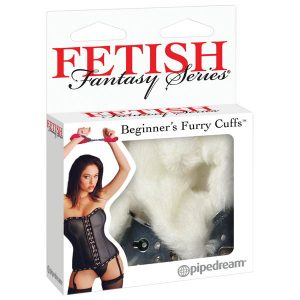 Fetish Fantasy Series Beginner's Furry Cuffs
